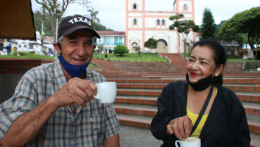 Córdoba es un epicentro pero de alegría, amabilidad y paz