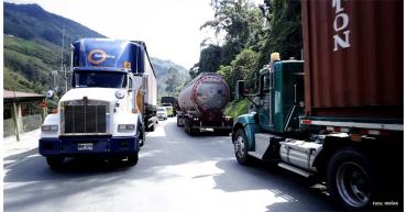 Desde este jueves habilitada la vía Calarcá-Cajamarca