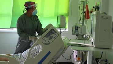 Por disminución de cifras de Covid-19, disponibles 25 UCI para cirugías programadas