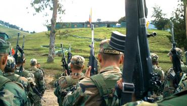 Quindío con mayor cantidad de batallones: 4 bases militares