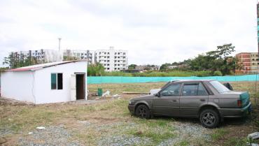 Los patios de Setta quedarán temporalmente junto al estadio Centenario