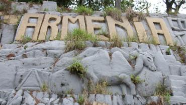 Alistan plan para salvar obras de barranquismo en Armenia