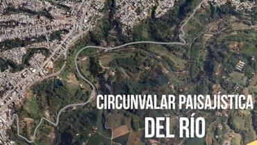 Cada vez más cerca la posibilidad de construir la avenida del río, ahora llamada Los Guayacanes