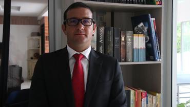 Juan Camilo Mesa Velásquez, nuevo defensor del Pueblo en Quindío