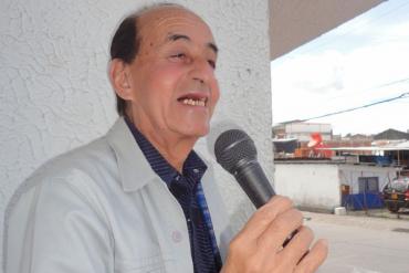 Falleció Evelio Ocampo Zapata, referente de la radio en el Quindío.
