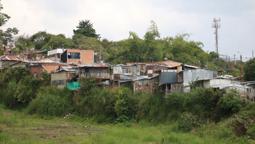 Puerto Rico, a pocos pasos de ser un barrio legalizado en Armenia
