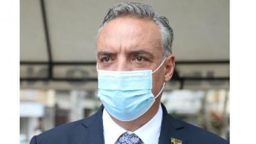 Gobernador Roberto Jairo Jaramillo, positivo para Covid-19