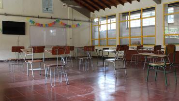 No hay fecha para iniciar alternancia  educativa en colegios públicos de Armenia