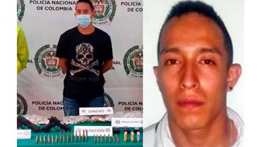 Carga que llevaba el dron en cárcel Peñas Blancas de Calarcá era para alias Nené