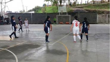 Convocatoria para torneo de microfútbol femenino