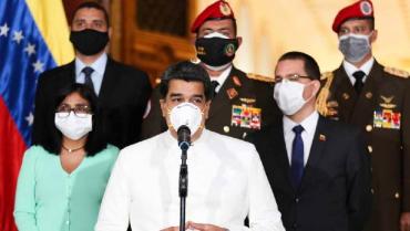 """Gobierno venezolano exige a Cabo Verde la """"liberación inmediata"""" de Alex Saab"""