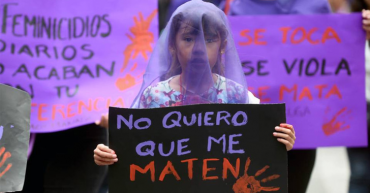 En el país, al menos 47 mujeres fueron víctimas de feminicidio en primer mes de 2021