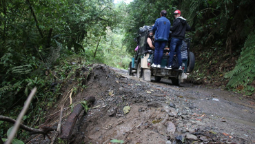 En La Concha y Membrillal piden ayuda para evitar una tragedia