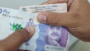 Policía detrás de grupo delincuencial en Quindío que tramita licencias de conducción falsas