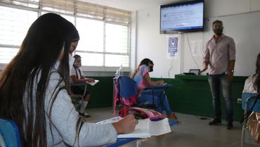 Alternancia escolar en 6 planteles públicos y 10 colegios privados del Quindío