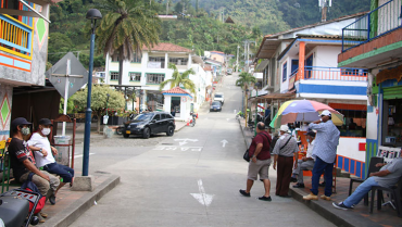 Buenavista, tranquilo y amable,  llegó a 54 años como municipio