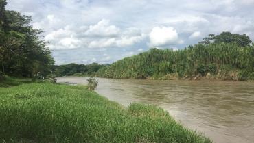 Udegerd anticipó probabilidad de creciente súbita del río De la Vieja