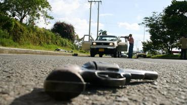 Policía solicitará a la judicatura no dar  libertad a capturados con armas de fuego