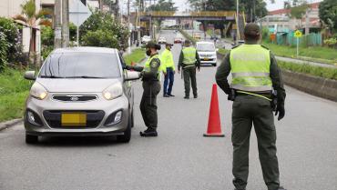 Inteligencia de la Policía descubrió 5 estructuras dedicadas al homicidio en Quindío