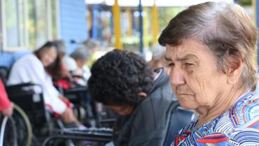 Centros de atención del adulto mayor  llevan 6 meses sin recursos de estampilla