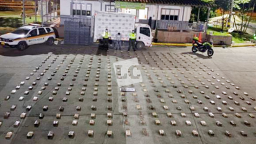 Capturado hombre  por transportar 200  kilos de marihuana