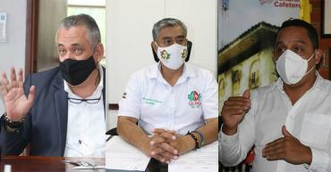 3 alcaldes continúan encartados por aparentes irregularidades en contratación durante y para atender la pandemia