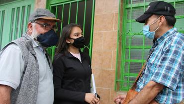 'Callejiando', Pastoral Social atiende a los habitantes de calle en Armenia