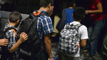 Unicef, Acnur y Unión Europea lanzan un programa para niños migrantes