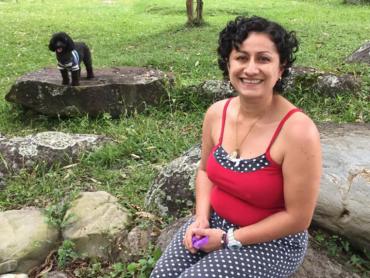 ¡Feliz  cumpleaños  a Luz Adriana  Arias!