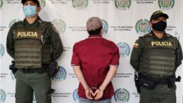 Judicializado por  apuñalar a ciudadano en Quimbaya