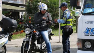 Medida de restricción de parrillero en motocicleta sigue vigente
