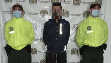 """Cárcel a alias Vásquez, señalado de ser el """"terror"""" del hurto en Córdoba, Calarcá y Armenia"""