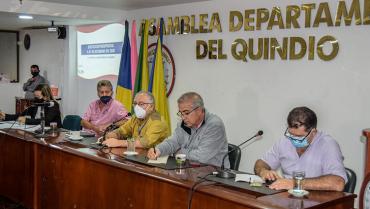 Comisión accidental de la asamblea revisará crisis económica del hospital La Misericordia