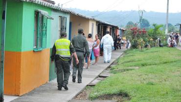 Víctor González fue ultimado con arma de fuego en Quimbaya