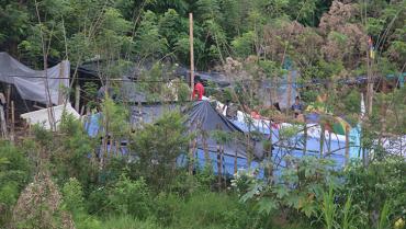 Autoridades impidieron invasión de lote entre Parques de Bolívar y Las Colinas