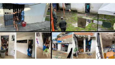 Infraestructura de estaciones de Policía no garantiza seguridad, ni dignidad de los detenidos