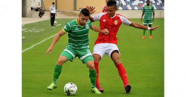 Deportes Quindío arrancará los cuadrangulares contra el Unión Magdalena