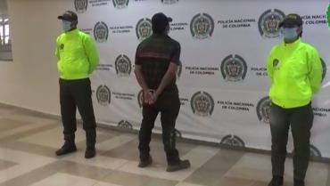 Cárcel a uno de los más buscados en el Quindío por delitos sexuales con menores de edad