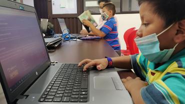 Indígenas embera, nuevos navegantes del Vive Digital en Armenia