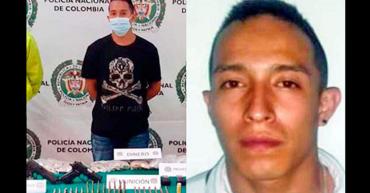 Fiscalía esclareció en una semana otros 3 homicidios responsabilizando a alias 'Nené'