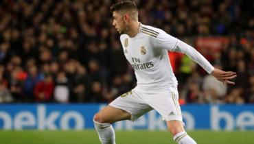 Valverde entra en la convocatoria del Real Madrid para Liverpool