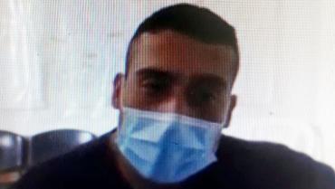 Fiscalía acusó formalmente a Víctor Alfonso Vélez Calle por el homicidio de Róbinson García