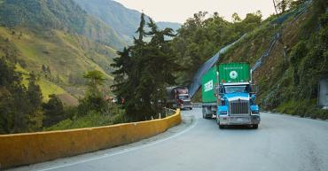 Vía Calarcá-Cajamarca con cierre nocturno hasta el 10 de junio