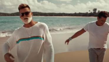 """Ricky Martin y Carlos Vives lanzan en conjunto tema """"Canción Bonita"""""""