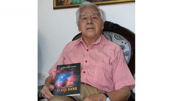 Exjuez de la República le apuesta a la teoría del Big Bang como origen del universo