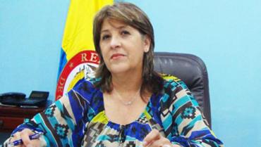 Julieta Gómez de Cortés, la nueva secretaria de Educación de Armenia