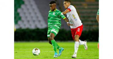 Deportes Quindío inicia contra Unión Magdalena el camino de regreso a la A