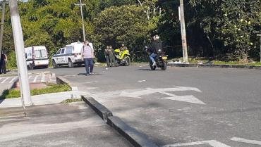 Un hombre fue hallado muerto ayer en el barrio Ciudad Dorada de Armenia