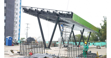 Municipio asumirá 'sobrecostos' de obras de terminal de ruta de Puerto Espejo