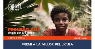 """""""Pequeño país"""", premio a la mejor película del Festival de Cine de Barcelona"""